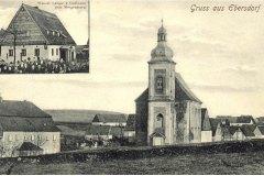 -Wenzel-Langer´s-Gasthaus-zum-Morgenstern-Kirche-Pfarre